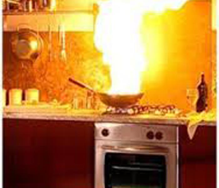 Fire Damage 16 Ways To Prevent Cooking and Cigarette Fires