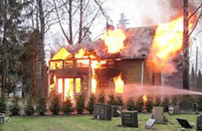 Fire Damage Preventing A Home Fire: A Checklist