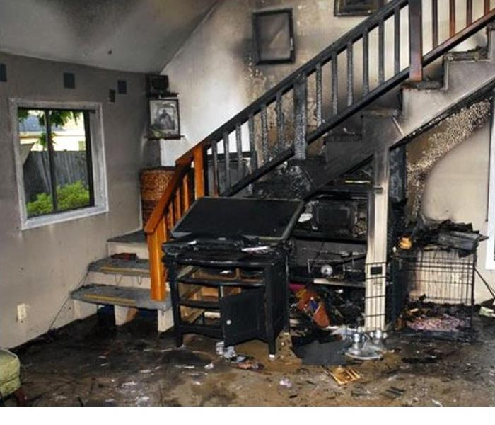 Fire Damage Fire Damage Restoration For Businesses And Homes