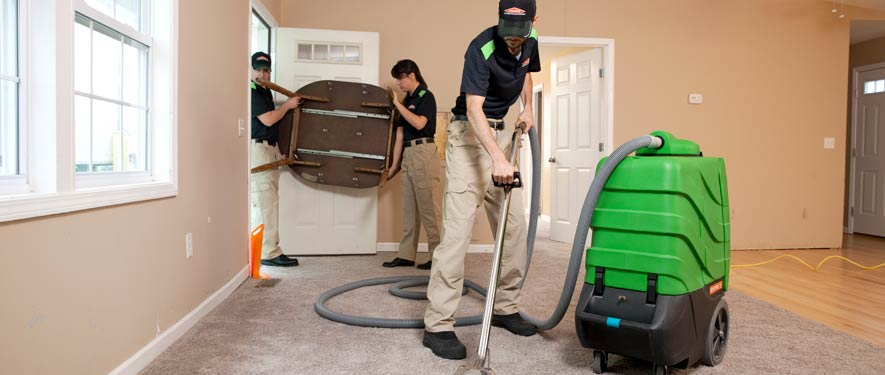 Enfield, CT residential restoration cleaning